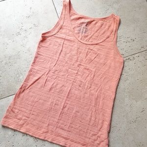 •faded glory• coral must have tank top